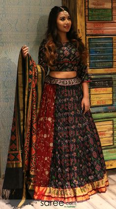 Bandhani Dress, Lehnga Dress, Lehenga Blouse, Lehenga Skirt, Lengha Choli, Silk Lehenga, Sarees, Lengha Blouse Designs, Lehenga Saree Design