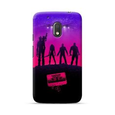 Moto G4 Play Guardians Of The Galaxy Case