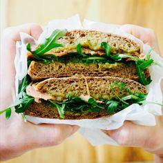 Edamame, Falafel, Feta, Zucchini, Catering, Sandwiches, Goat Cheese Quiche, Leek Quiche, Dried Tomatoes