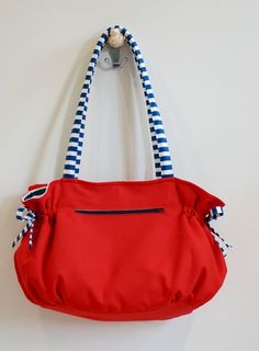 PDF Sewing Pattern - The (Expandable) Pack it in Tote