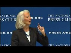 Occult Message in Speech by Christine Lagarde of IMF - 7:04, YouTube: Global currency reset (July 20, 2014) imminent?