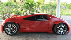 Cars - Lexus 2054 : une réplique du film Minority Report fait un bide sur eBay - http://lesvoitures.fr/lexus-2054-une-replique-du-film-minority-report-fait-un-bide-sur-ebay/