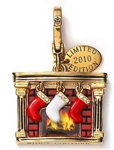 Posts about Holiday Charms written by Juicy Charm Collector Art Deco Jewelry, Charm Jewelry, Charm Bracelets, Bracelet Charms, Jewelry Box, Weird Jewelry, Juicy Couture Charms, Christmas Fireplace, Cute Charms