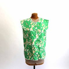 top-green-floral