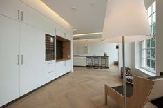 Loft 468 contemporary kitchen