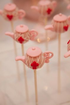 Great idea for girls spring princess tea party Alice in Wonderland (with a twist)
