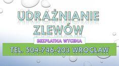 Oferujemy usługi udrażniania kanalizacji. Usługa czyszczenia rur kanalizacyjnych, odpływów obejmuje przepychanie zlewów, odtykanie toalet, udrażnianie wanien, przetykanie odpływu kabiny prysznicowej i brodzika.Cennik do uzgodnienia. tel. 504-746-203. Wrocław. Oleśnica, Trzebnica, Czernica, Siechnice, Bielany Wrocławskie, Jelcz Laskowice, Oława, Długołęka, Dobroszyce, Kamieniec Wrocławski.