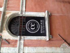 Venetian restaurant I visited