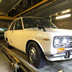 Datsun Bluebird 510, Datsun 510, Blue Bird, Nissan, Volkswagen, Antique Cars, Future, Projects, Instagram