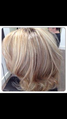#blonde #ash #highlightedblonde #beige