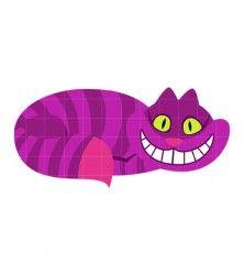 Cheshire Cat Clip Art