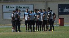 BotafogoDePrimeira: Ricardo Gomes confirma Botafogo com Diego no lugar...