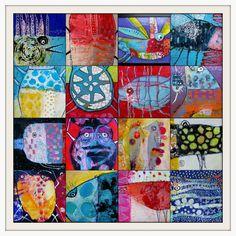http://artdelafibrite.canalblog.com/ Elke Trittel