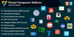 ThemeForest - Saragna : Visual Composer Addons  Free Download