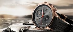 IWC Portuguese Yacht Club Chronograph in Rose Gold
