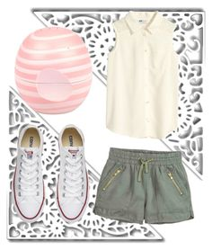 Untitled #15 by alica2003 on Polyvore featuring polyvore beauty River Island Converse H&M