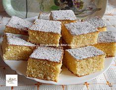 Domaći Kuhar - Deserti i Slana jela: Pita s jabukama Cornbread, Vanilla Cake, Nutella, Deserts, Food And Drink, Ethnic Recipes, Breads, Glass, Sweets