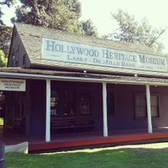 Documenting where Hollywood began - Hollywood Heritage Museum in LA
