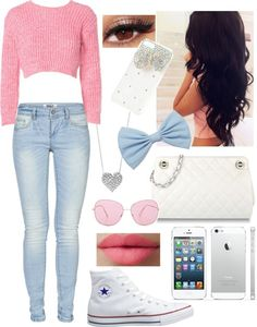Everyday Look {outfit inspired by Camila Cabello}