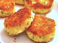Kentucky Fried Potato Cakes | Recipes