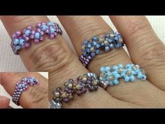Anillos Stackables 2 - YouTube