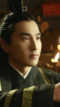 Mark Chao look at that face! Eternal Love Drama, Culture Clothing, Scarlet Heart, Japanese Drama, Happy Pills, Peach Blossoms, Most Handsome Men, Cute Little Things, Asian Actors