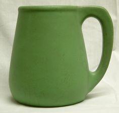 Van Briggle Apple Green Mug, 1902