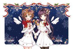 Sakura-chan y Tomoyo-chan