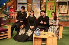 Ranbir Kapoor on The Kapil Sharma Show Episode 53 Video 21 October 2016 Ae Dil Hai Mushkil Cast