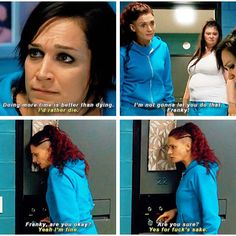 Even After All That Has Happened Bea Is Still Protective Of Franky