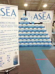 Asea Logo | ASEA - Booth at Calgary Health Show