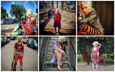 Tem uma moça fazendo o maior sucesso no Instagram por conta dos seus looks super estilosos. Parece que não é novidade nenhuma, mas essa moça tem 60 anos e deixa muita novinha no chinelo com seu est...