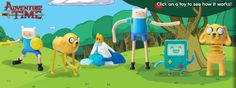 Adventure Time Toys Coming To McDonald's Happy Meals