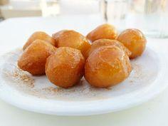 Loukoumades - Recette de cuisine Marmiton : une recette