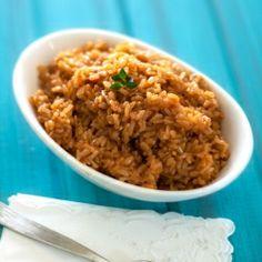 Kid Friendly Spanish Brown Rice