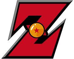 Dragonball Z Z Logo Dragonball z logo image