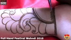 Mehandi Designs Arabic, New Bridal Mehndi Designs, Cool Henna Designs, Mehndi Designs Book, Mehandhi Designs, Mehndi Designs 2018, Mehndi Designs For Beginners, Stylish Mehndi Designs, Dulhan Mehndi Designs