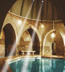 Kiraly bath house - one of the oldest bath house - very traditional - must try the massage  - Info on all Budapest bath houses