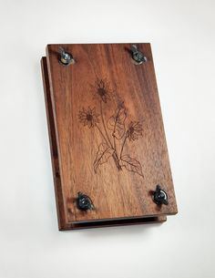 *Please Note: This product is currently out of stock and available for pre-order. Please allow 4-6 weeks for delivery* Handmade in Portland, Oregon, the Black Walnut Flower Press was inspired by our c