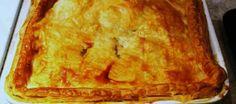 Heerlijke herfst kip-champignon-groentetaart (British Pie)   Lekker Tafelen