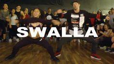 """SWALLA"" - Jason Derulo ft Nicki Minaj Dance | @MattSteffanina Choreography - YouTube"