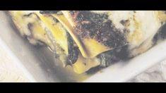 Ricetta di Cucina Lasagne al pesto e fagioli Pasta E Fagioli, Pesto, Lasagna