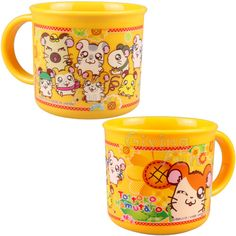 Oh my gosh I would love these!!! so cute! and I loved Hamtaro as a kid ^.^