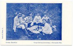 Colonial Picnic in Fernando Póo (c.1903) | Flickr - Photo Sharing!