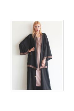 10 Workwear Abayas All Chic, Career Women Should Own -