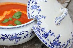 Weekend soepje van Jamie. Dit soepje maak ik heel vaak in het weekend. Hij komt uit het 30 minuten kookboek van Jamie Oliver. Een kookboek vol met heerlijke gerechten.