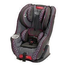For Zoey: (Nana and Grandpa Morgan) Graco My Size 70 Convertible Car Seat - Tina