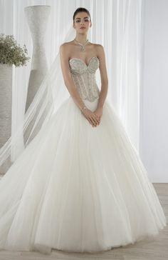 Robe de mariée Demetrios 2016 Modèle 16DEM-651TS