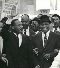 On March 21, 1965 MLK, Jr. led the start of a civil rights march from Selma to Montgomery, Alabama.