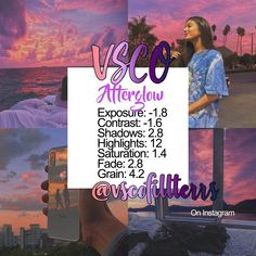 camera settings,photo editing,camera effects,photo filters,camera display Vsco Pictures, Sunset Pictures, Editing Pictures, Sunset Pics, Photography Filters, Photography Editing, Ocean Photography, Portrait Photography, Wedding Photography